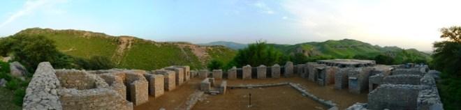Panorama_at_Jaulian_-_Ancient_Buddhist_Monastery_-_Taxila,_Pakistan_-_566-31
