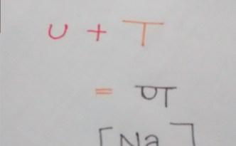 Sanskrit Consonant