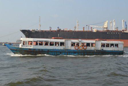 Ferry to Mattancherry