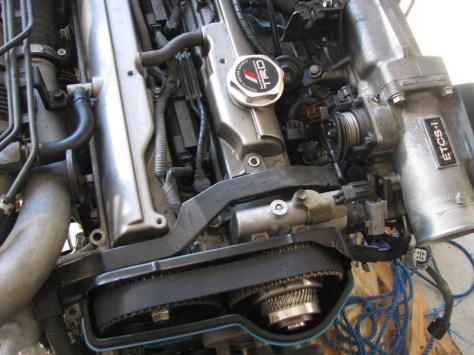 Toyota Supra NA-TT Conversion – Aristo Engine Differences