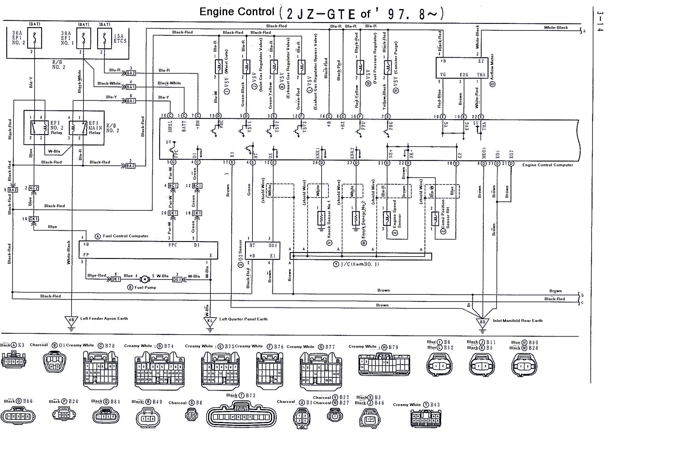 2000 gs300 wiring diagram