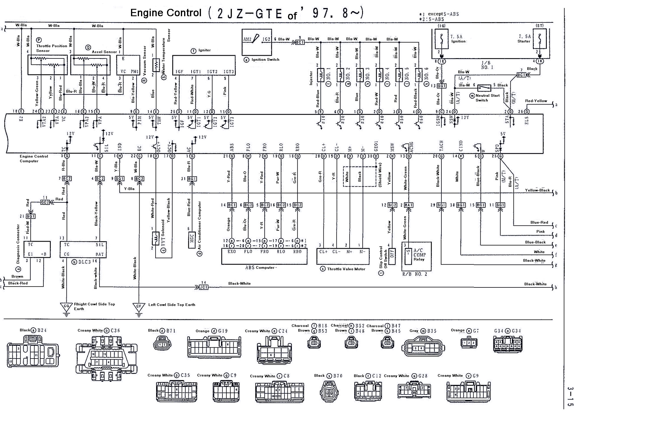 Is300 Fuse Diagram
