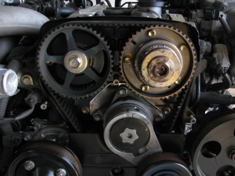 2JZGTE VVTi Cam gears