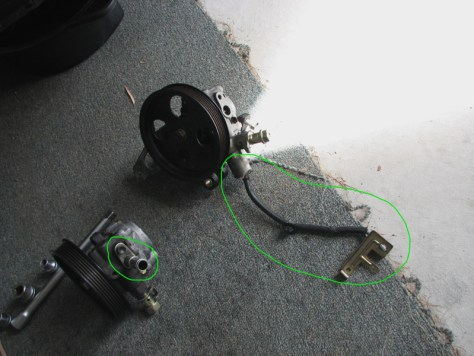 2JZGTE VVti PS pumps