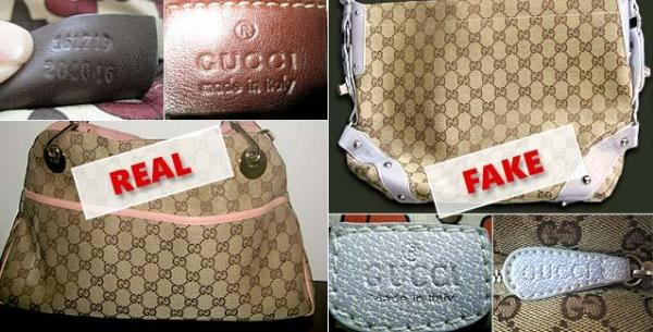 How to Spot Replica Gucci Handbags
