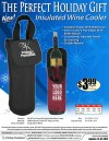 Custom Insulated Wine Coolers make Great Holiday Gifts!