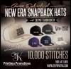 3D Puff Embroidered New Era Snapbacks