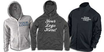 Zip-Ups, Hoodies, Crew Necks & Long Sleeve Tees