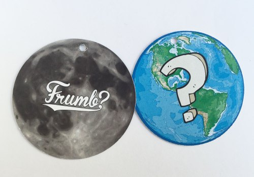 Frumb? Circular Hang Tags
