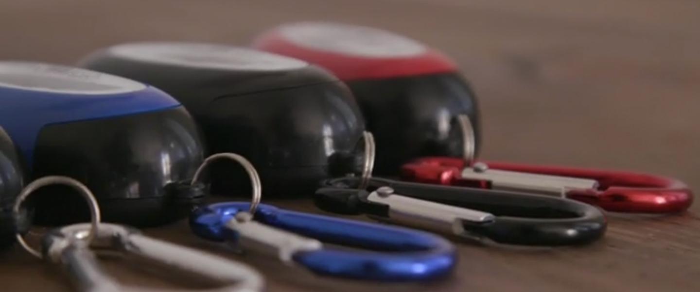 Custom Imprinted Carabiner/Magnet/Flashlight Combo Makes A Memorable Brand Giveaway