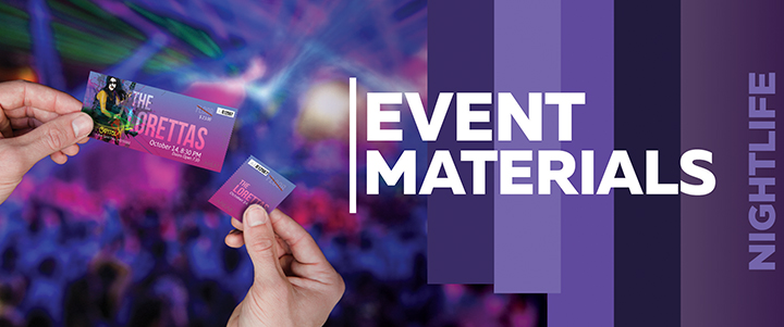 Custom Event & Marketing Materials From 2K Printing & Promotions