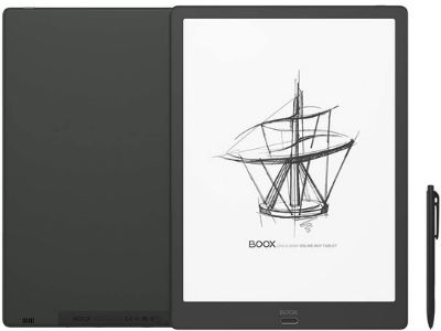 BOOX Max3 - tablet note taking