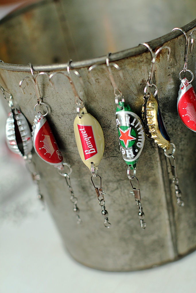 handmade christmas gifts for men, handmade fishing lure ...