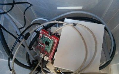 Yaesu G-5500 & FoxDelta ST2 Remote Control