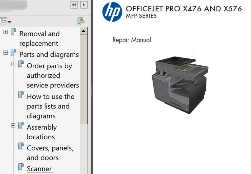 Hp Printer Spare Parts List | Jidimotor co