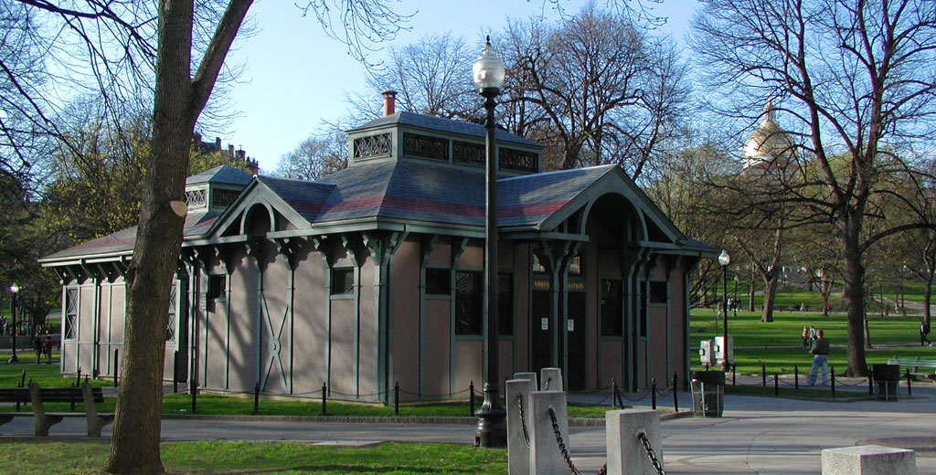 Image result for boston common visitor information center