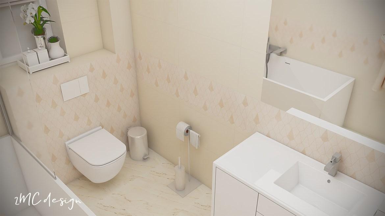 2Mc design Elegancka łazienka