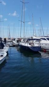 Alquiler velero Harmony 47 Ironia Atracado en Getxo