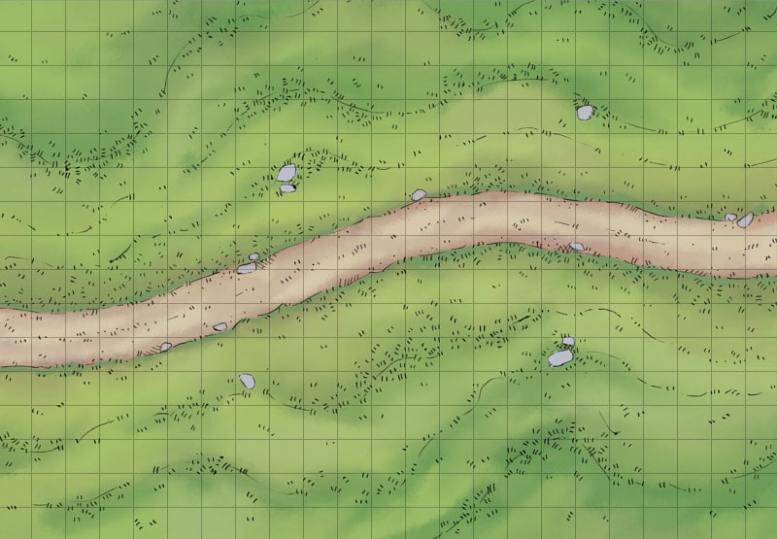 Grassy Path (1)
