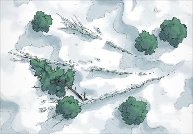 Icy Battle Site (2)