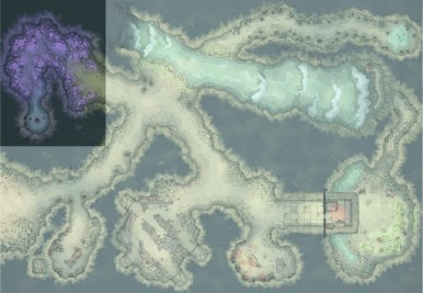 Cavern Fungal Branch (6)