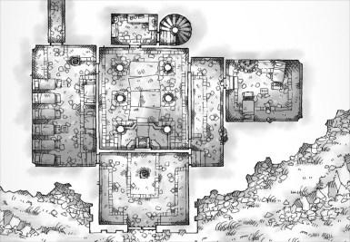 Dwarven Outpost (2)