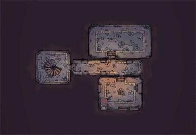 Dwarven Outpost (4)