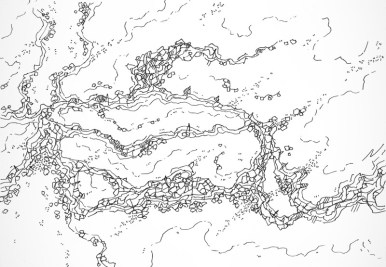 volcanic-descent-lines-none
