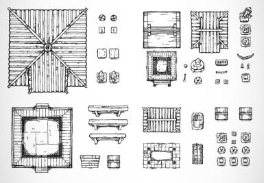 Shrine Essentials (lines)