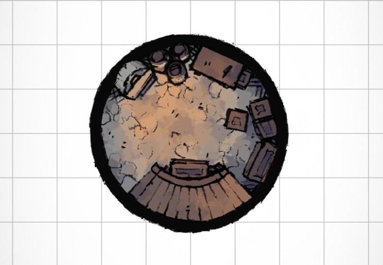 Wizard's Tower (basement)