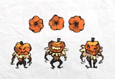 Harvest Horror Pumpkin Fiends