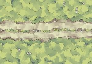 Roadside Tiling Road
