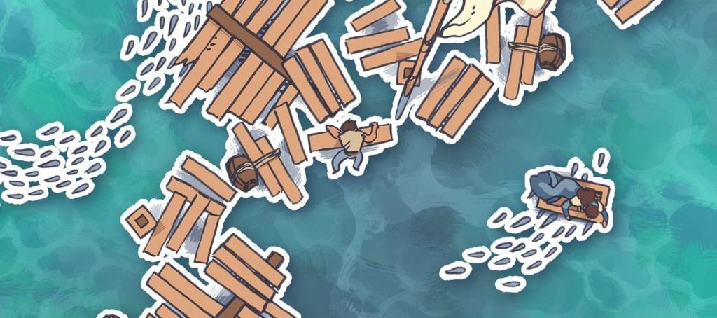 Ocean Surface RPG Map Assets, banner