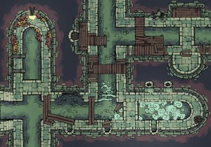 Sewer Map Assets, Preview 1