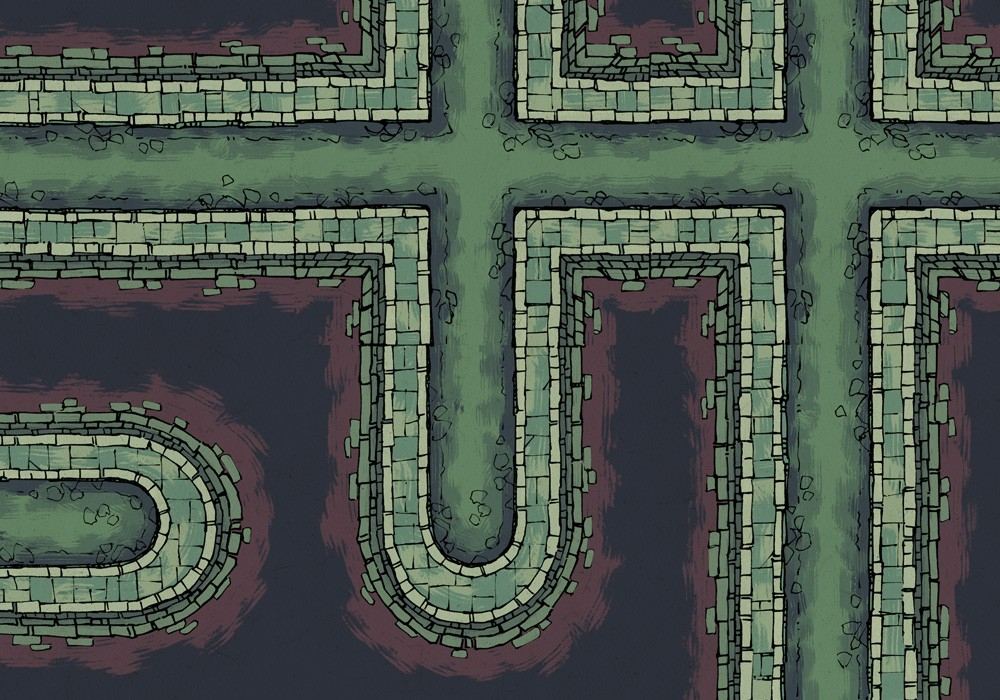 Sewer Map Assets, Preview 4
