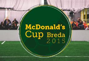 McDonald's Cup 2014 Breda
