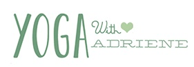 Yoga with Adriene logo