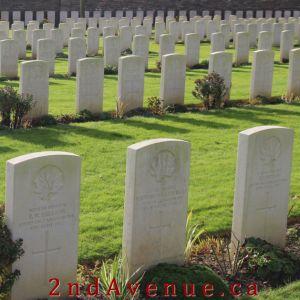 Dieppe Cemetery