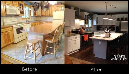 Ashley kitchen  Collage