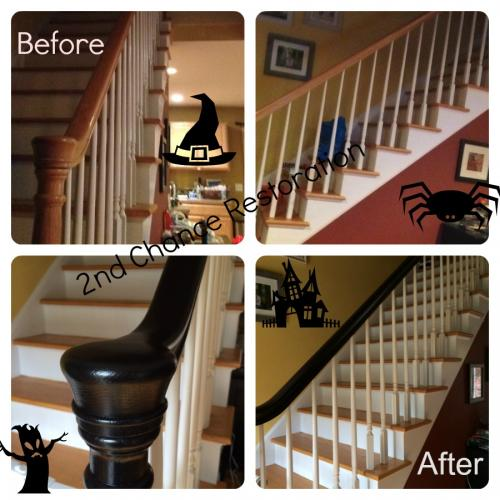 Banister MariaD collage