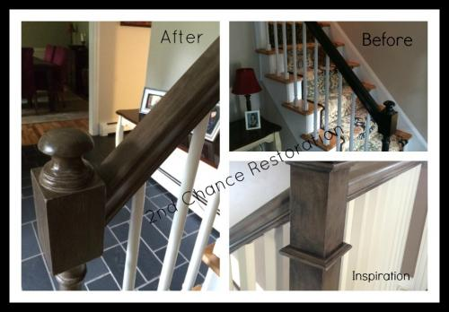banister Lucy collage