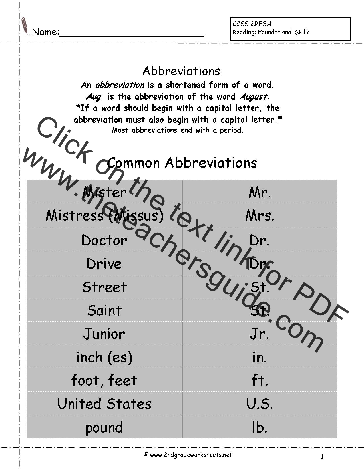 Free Language Grammar Worksheets And Printouts