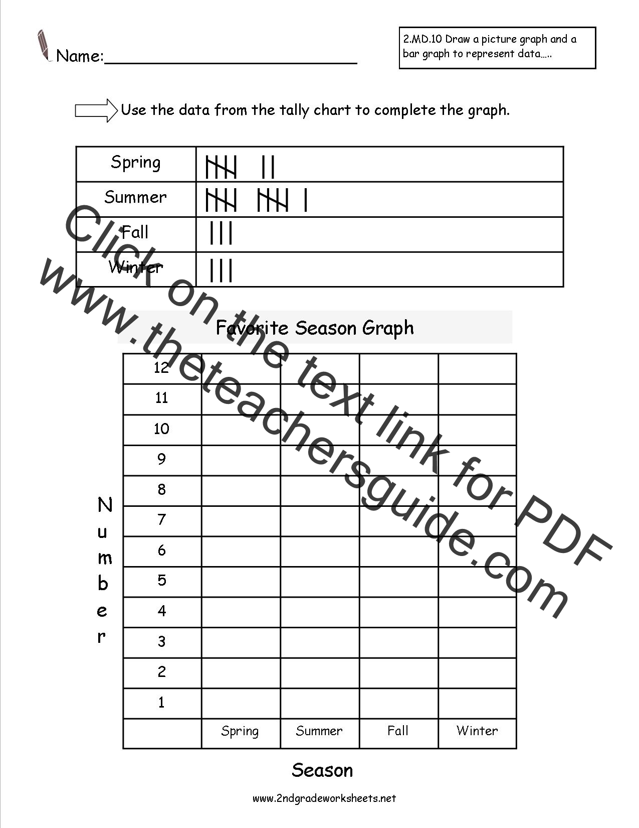 Create Graph Worksheet