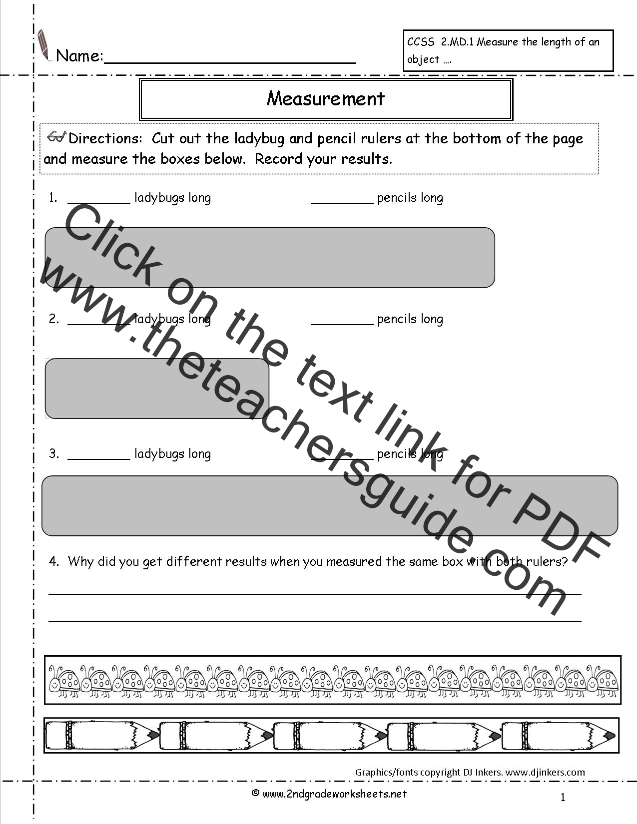 Worksheet Ruler Measurements Worksheets Grass Fedjp