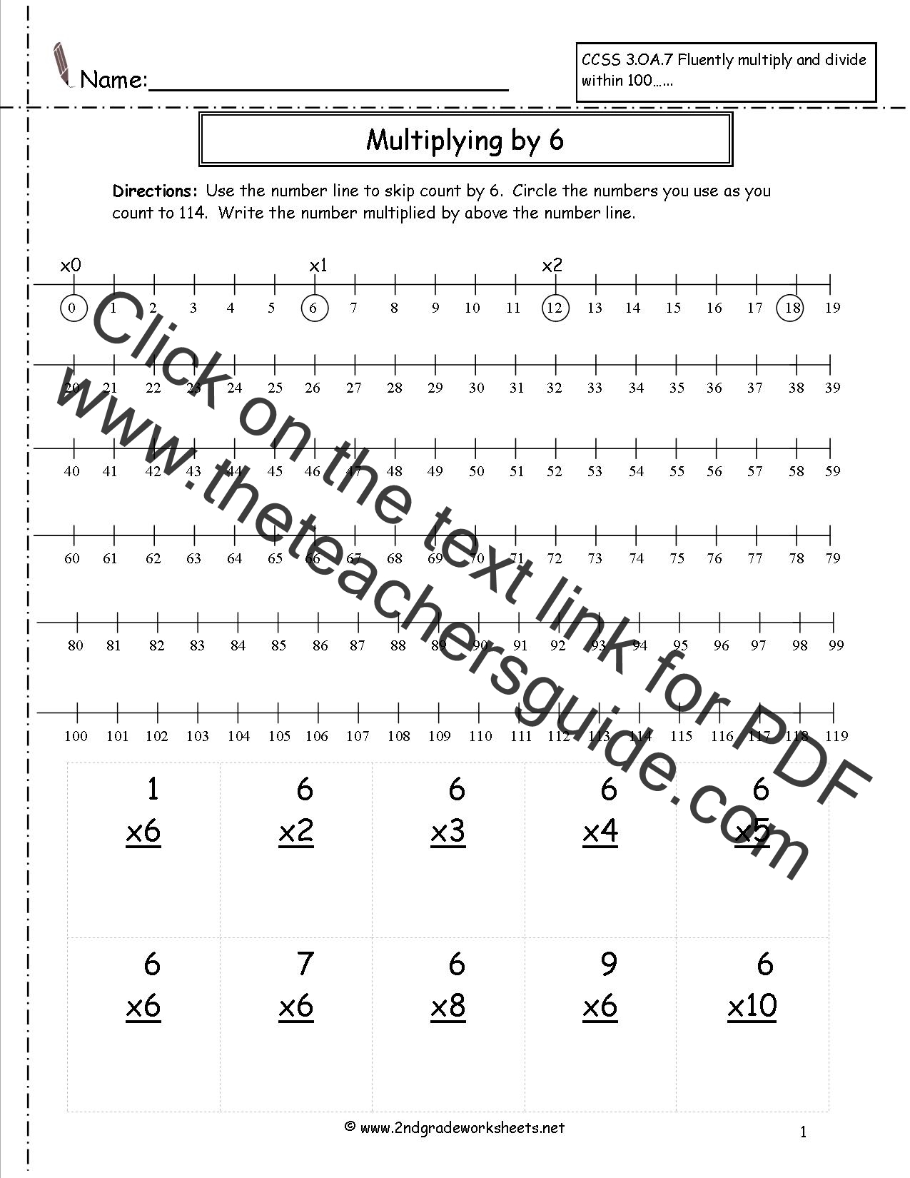 4s Multiplication Facts Worksheet Math 100 4s Best Free