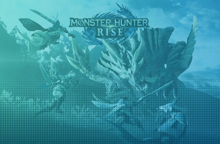 Sneak Peek #2 : Monster Hunter Rise