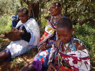 Maasai_sister philanthropy