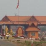 Auf dem Landweg von Kambodscha nach Laos