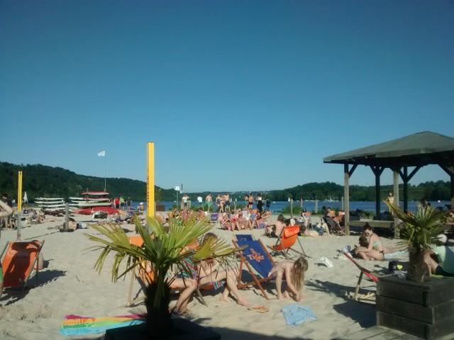 Grüne Hauptstadt Essen Seaside Beach