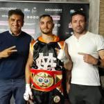 Torna la grande boxe a Genzano con la Phoenix Gym e OPI Since 82. A Mirko Geografo il Titolo IBF Latino
